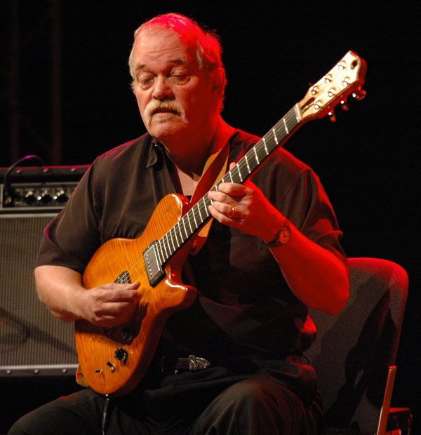 John Abercrombie Quartet, Enjoy Jazz, Mannheim, Germany 2009