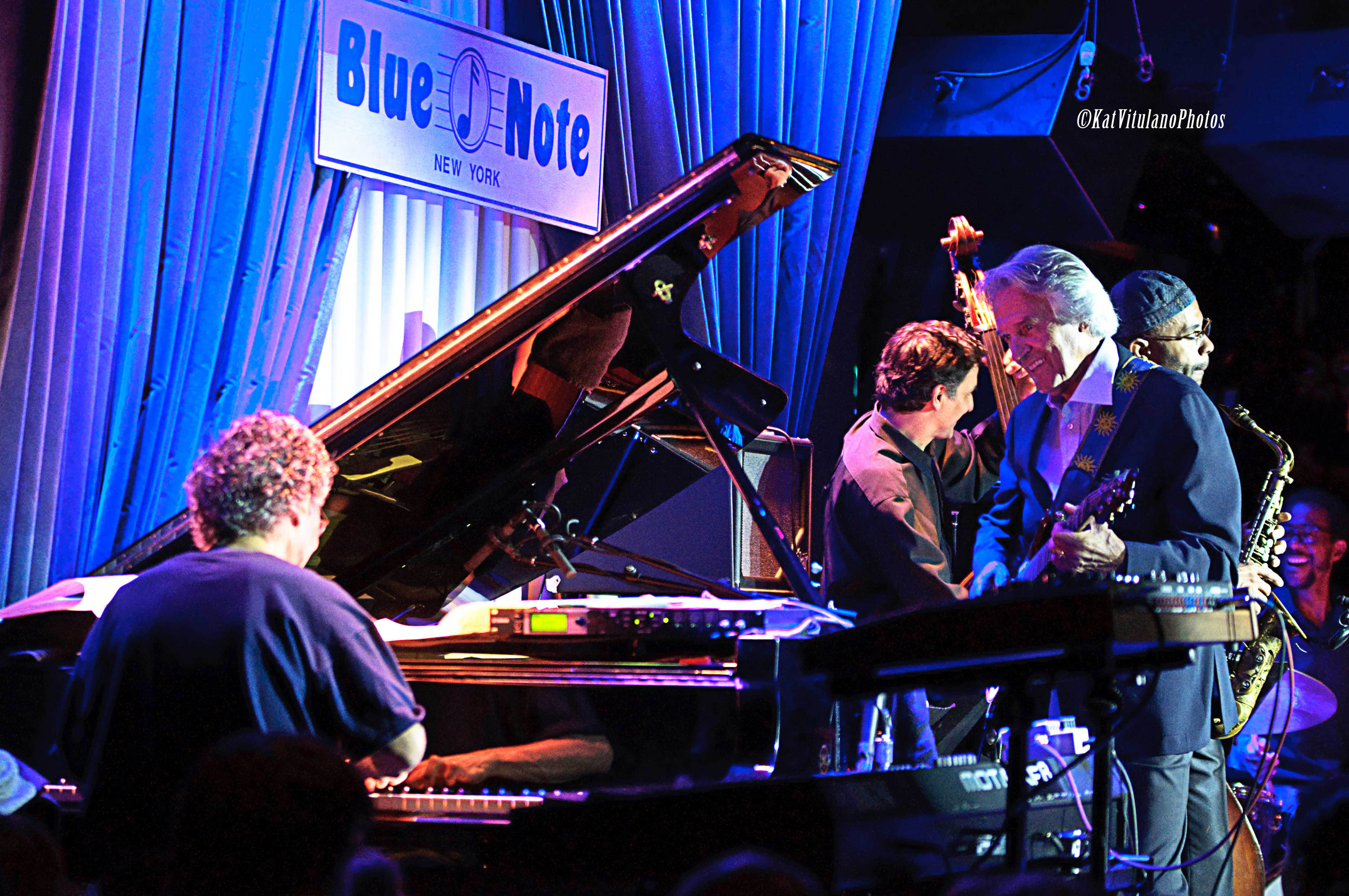 Chick Corea & John McLaughlin @The Blue Note