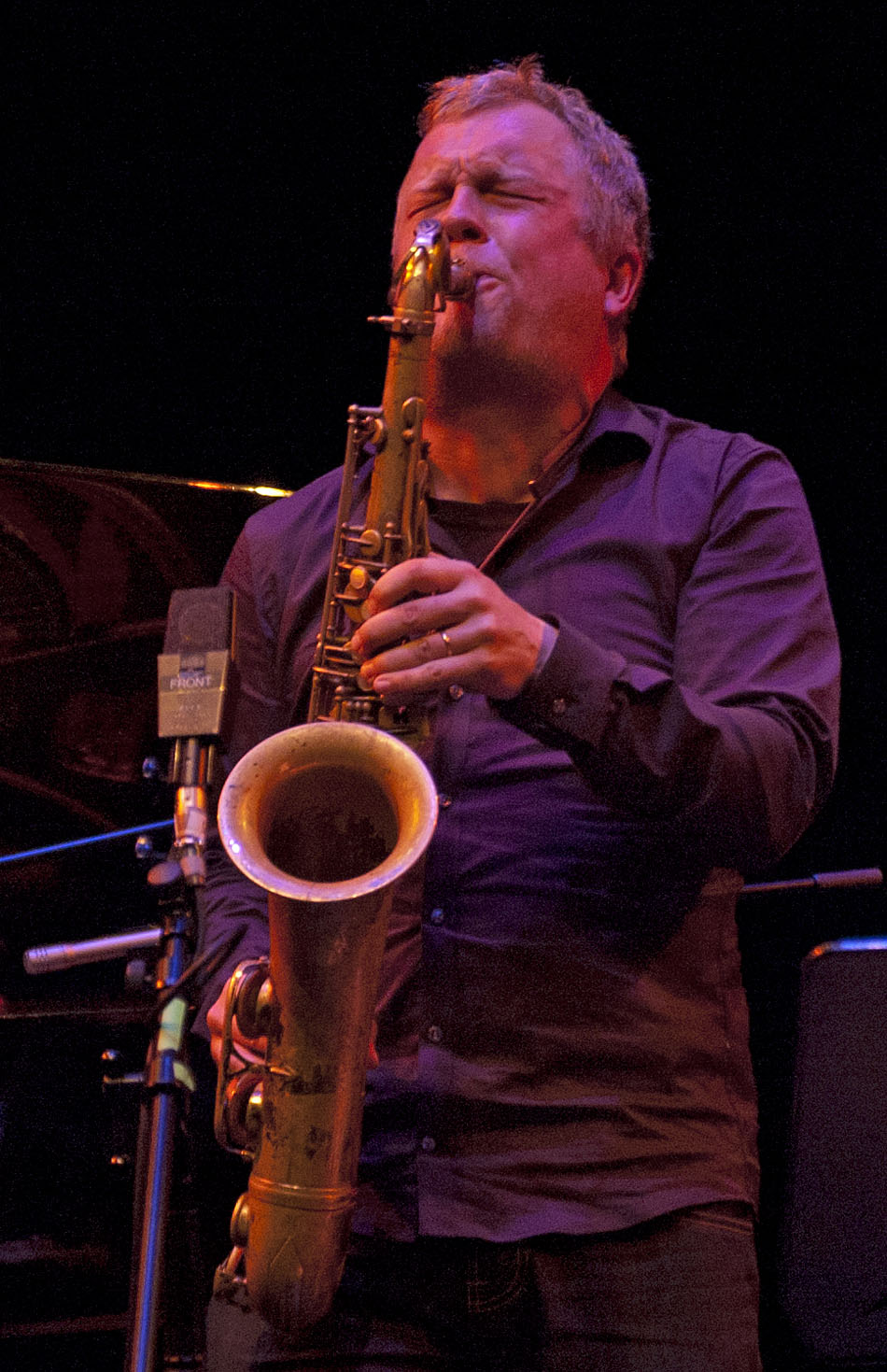 Fredrik Ljungkvist, Ottawa Jazz Festival