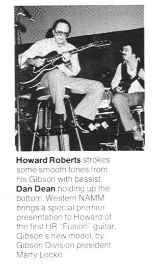 Howard Roberts and Dan Dean