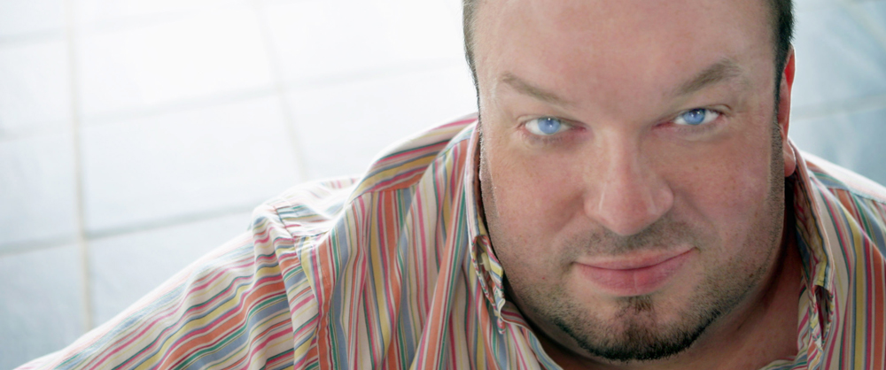 Craig t. Raisner Intense Close-up