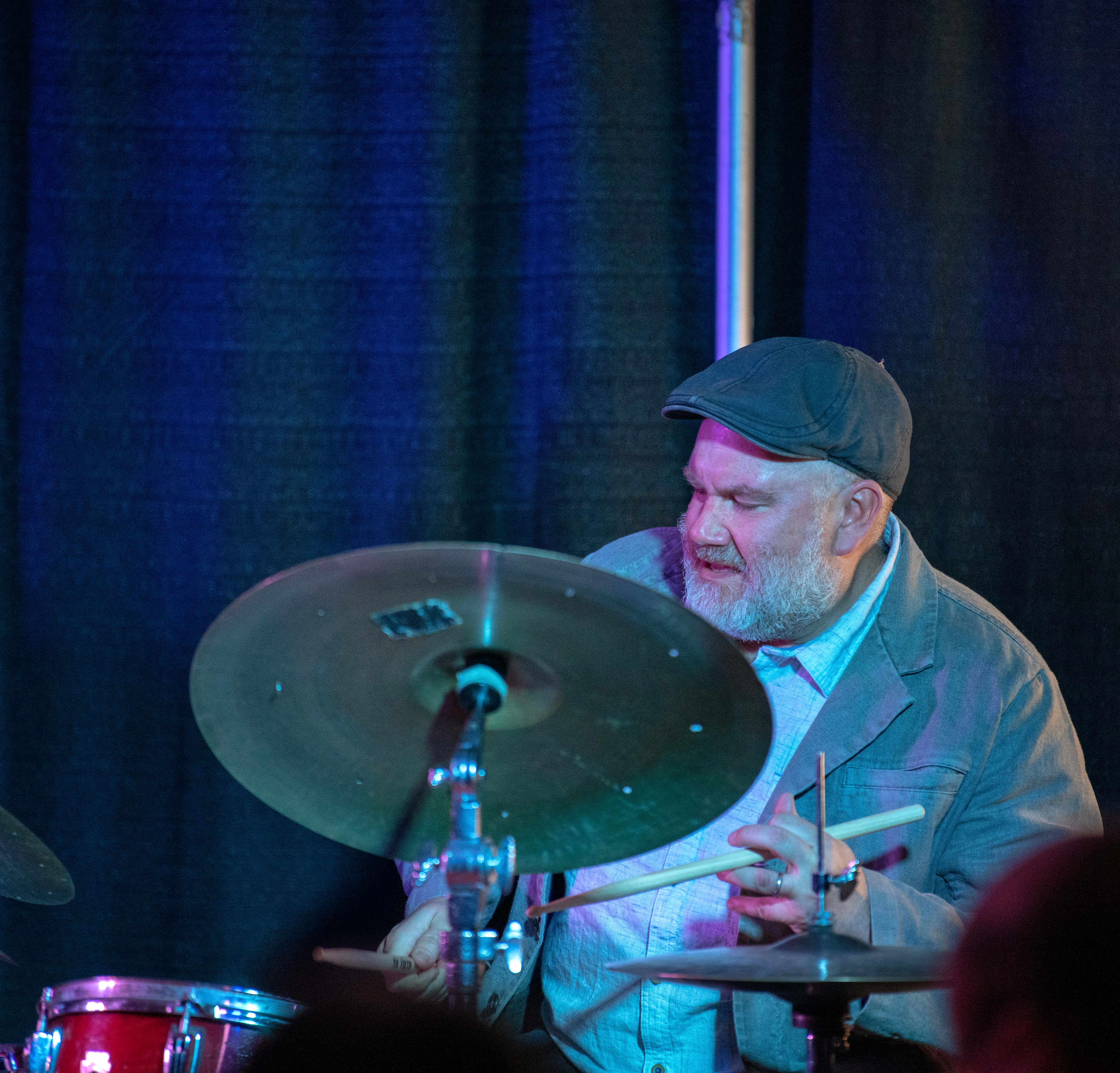 Marquis Hill with the John Toomey Trio