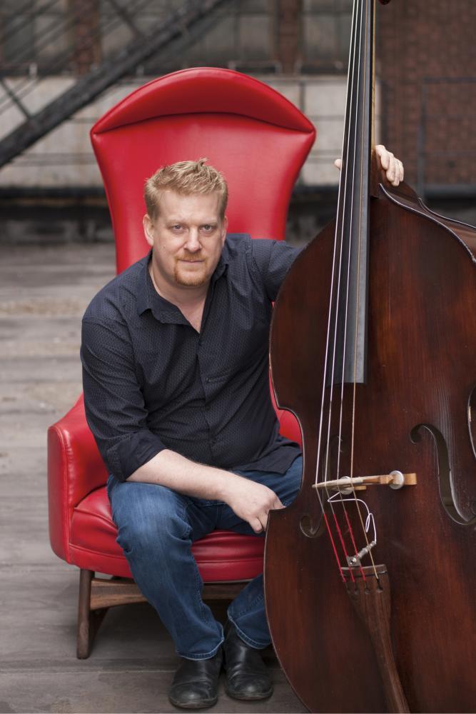 Bassist/composer Clark Sommers