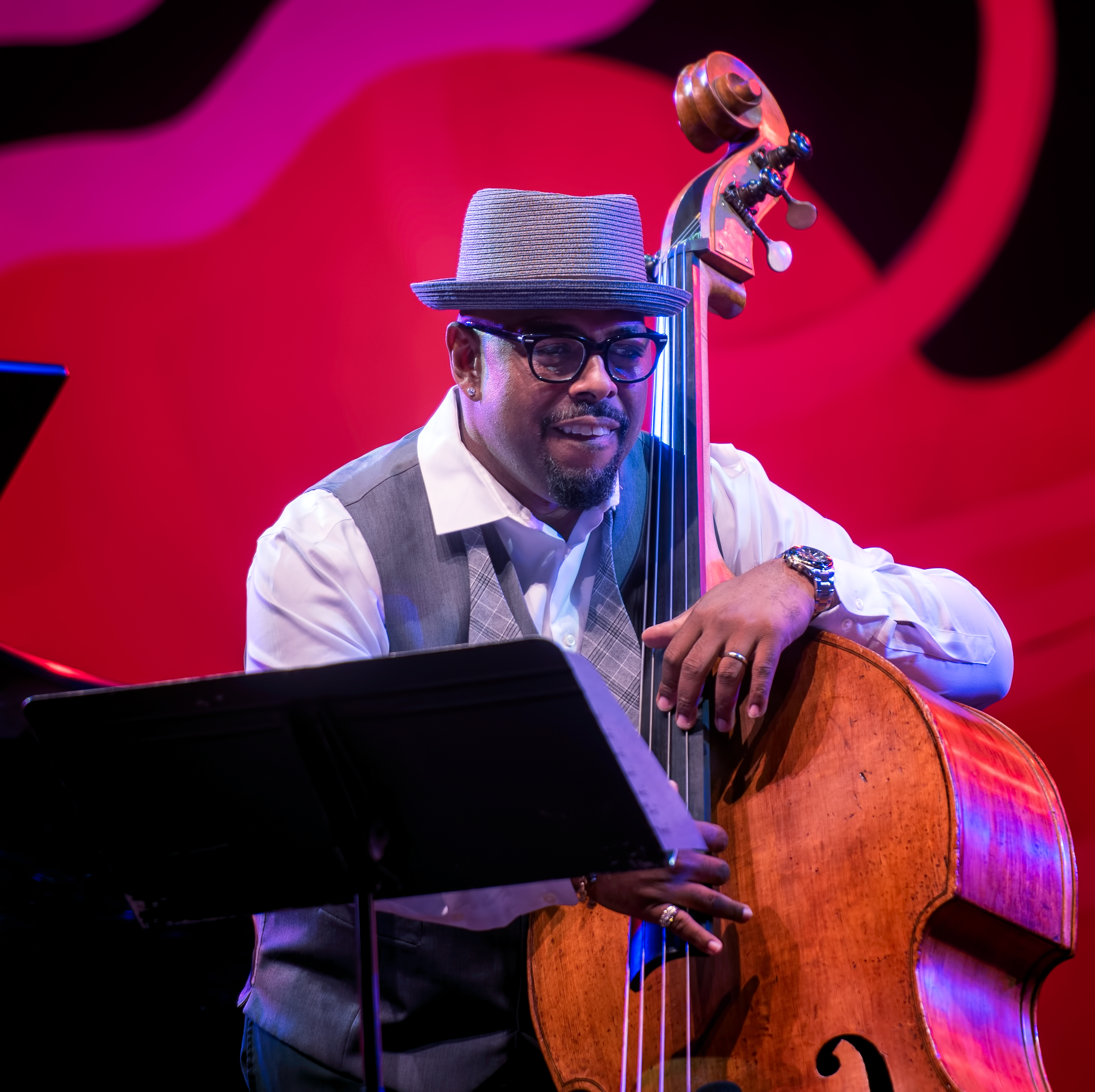 Christian McBride with Remembering Ray Brown at the Monterey Jazz Festival 2018