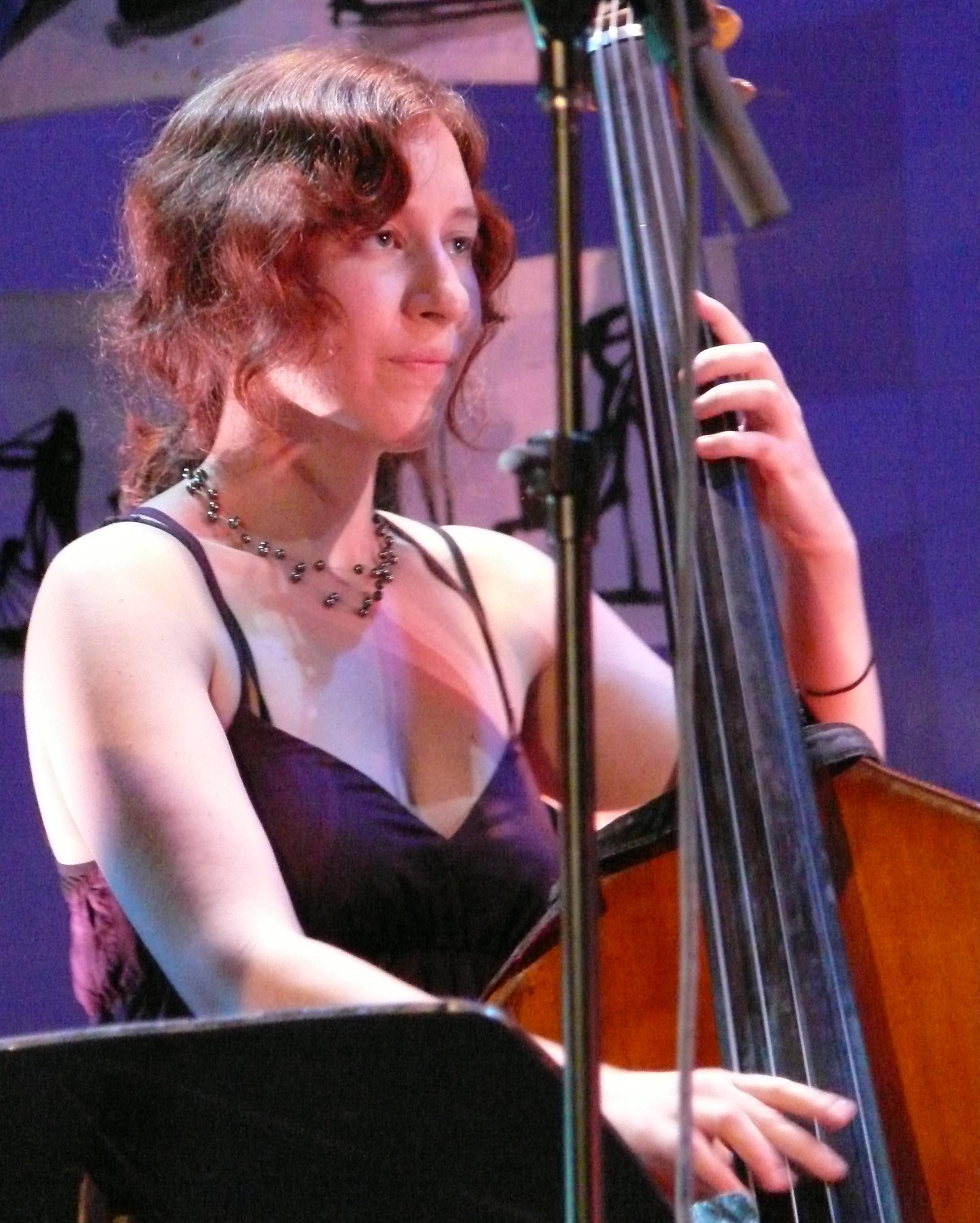 Shayna Dulberger at Vision Festival 2009