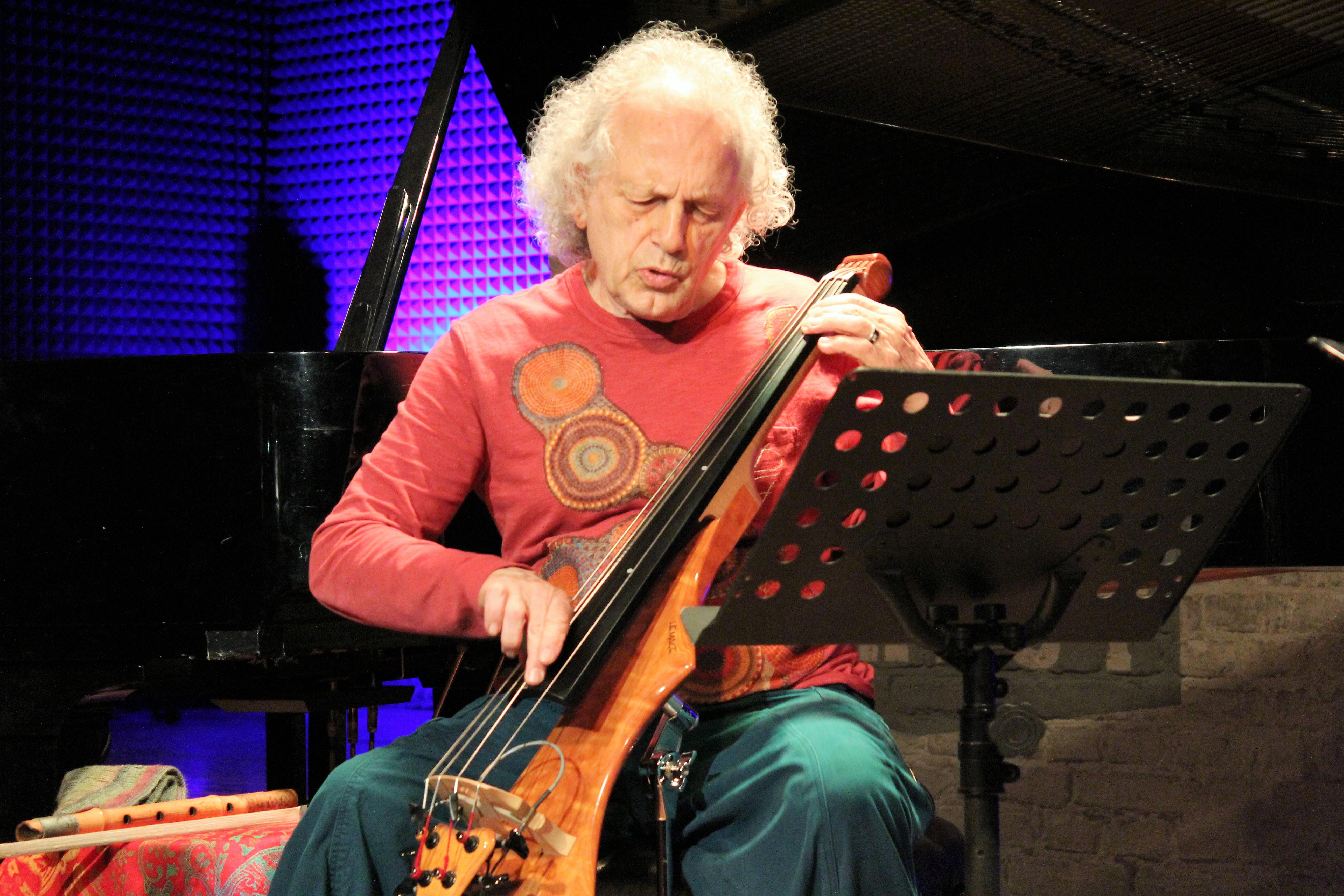 David Friesen in Berlin, Germany, 2017