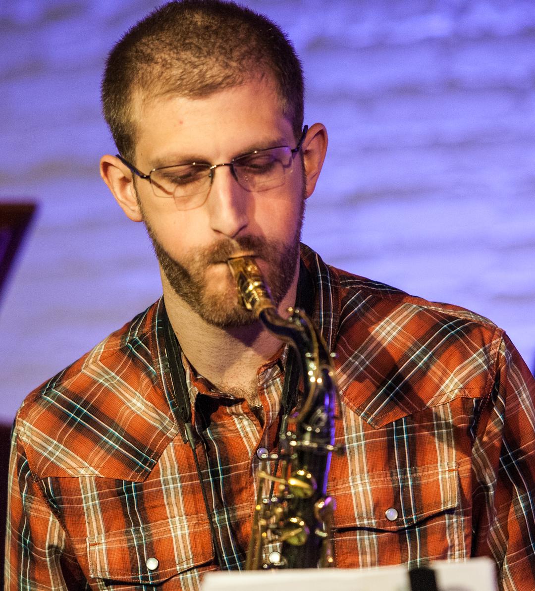 Matt Marantz with Evan Weiss at Inner Circle Music Festival at Shapeshifter Lab