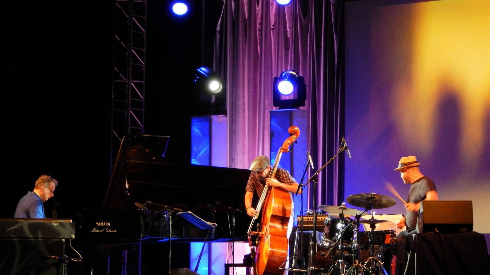 Uri Caine Trio at Getxo Jazz 2016