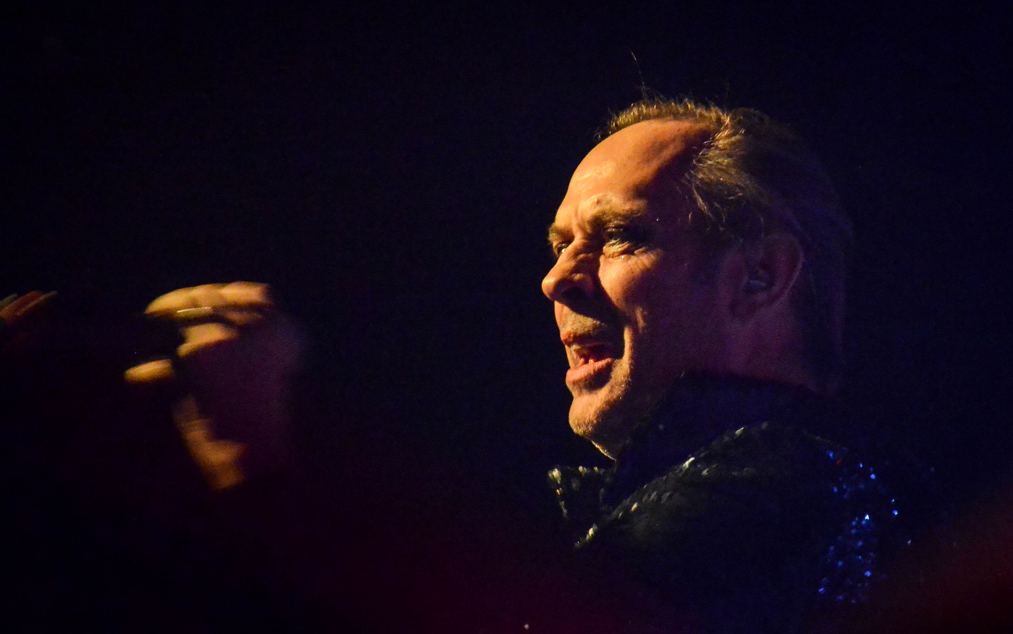 Peter Murphy David Bowie Tribute Show Night 2.