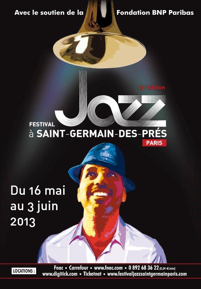 St germain des pres 2013 jazz festival