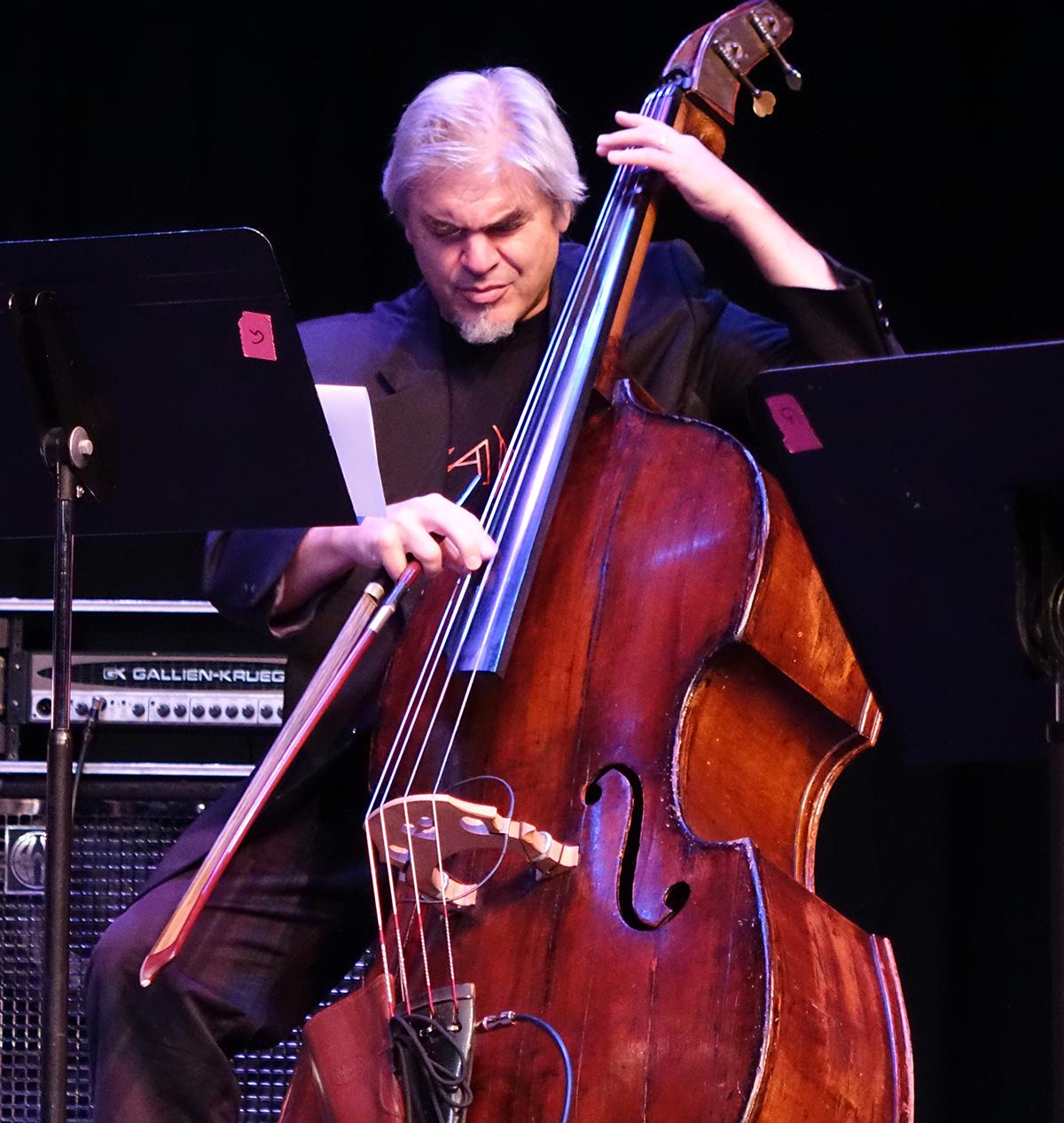 Ken Filiano at Guelph Jazz Festival 2015