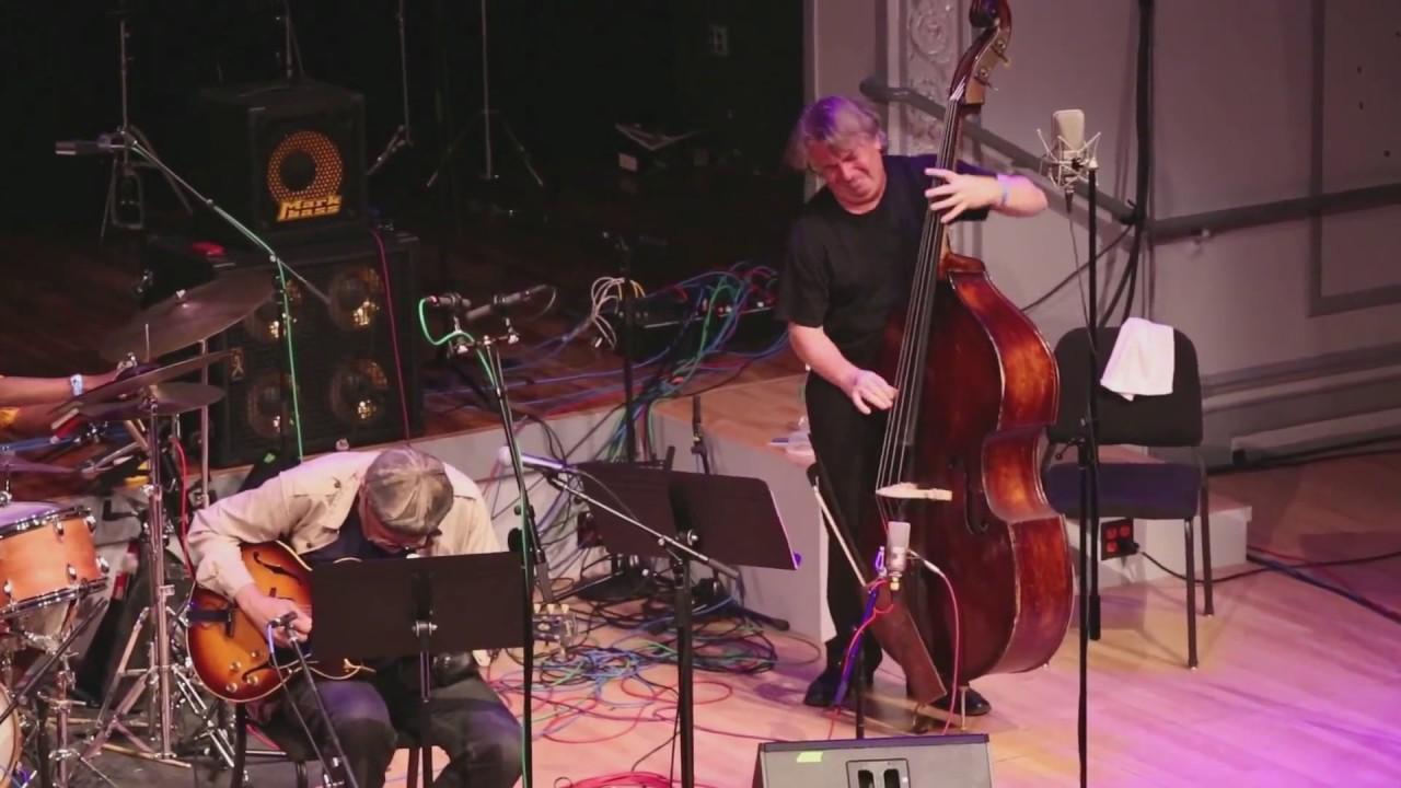 Bern Nix Quartet - Vision Festival 18 - Roulette, Brooklyn - June 14 2013