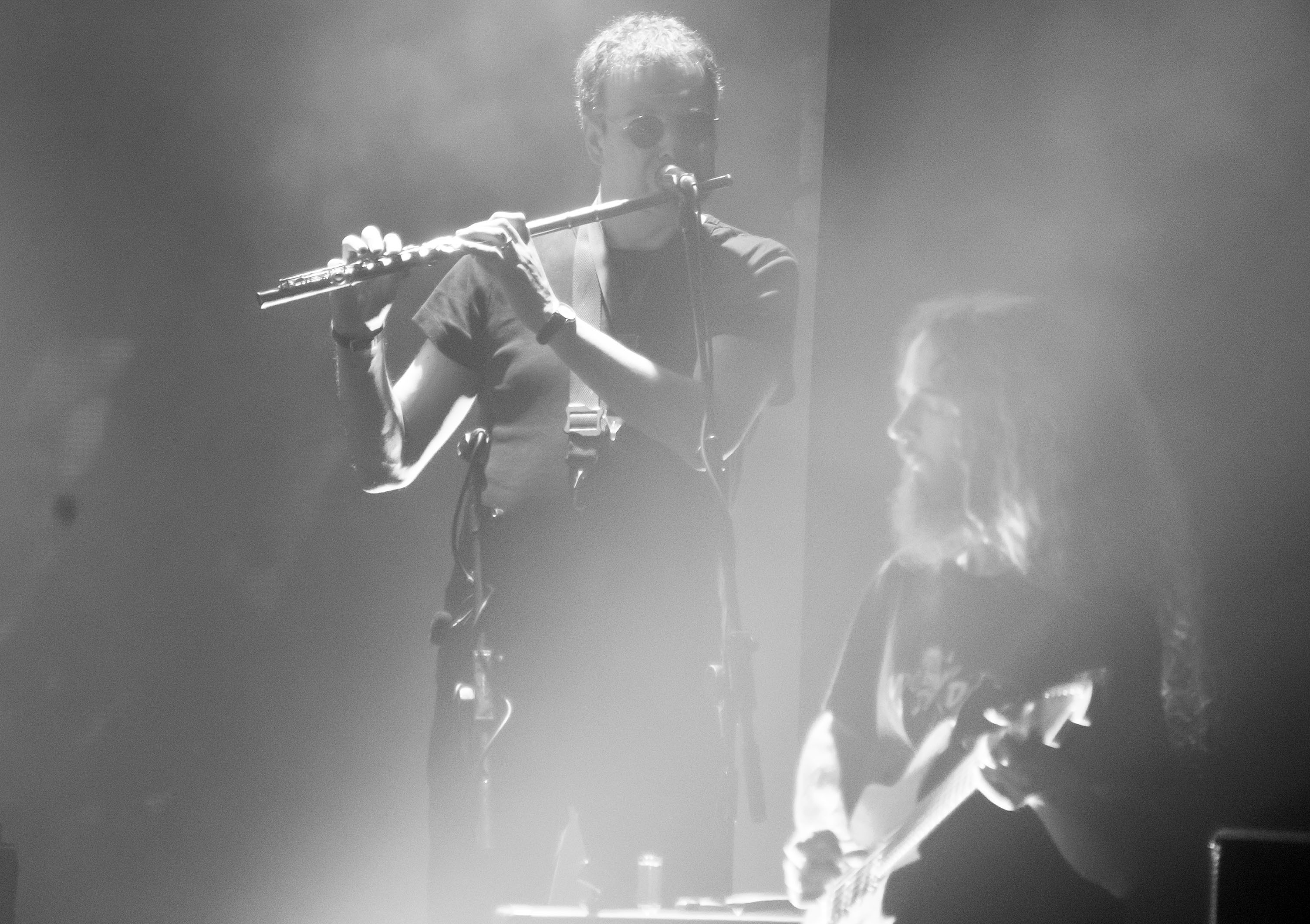 Steven wilson - performance, montreal, april 25, 2013
