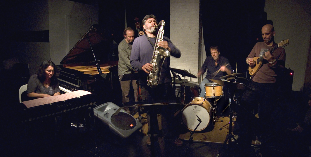 Angelica Sanchez Quintet w/ Tony Malaby, Drew Gress, Marc Ducret &Amp; Tom Rainey - The Stone 2007