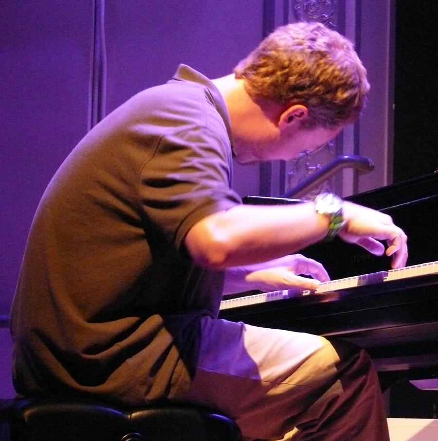 Matt Mitchell at Vision 17