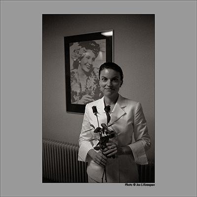 Roberta Gambarini, North Sea Jazz, the Hague, Holland, July 2002