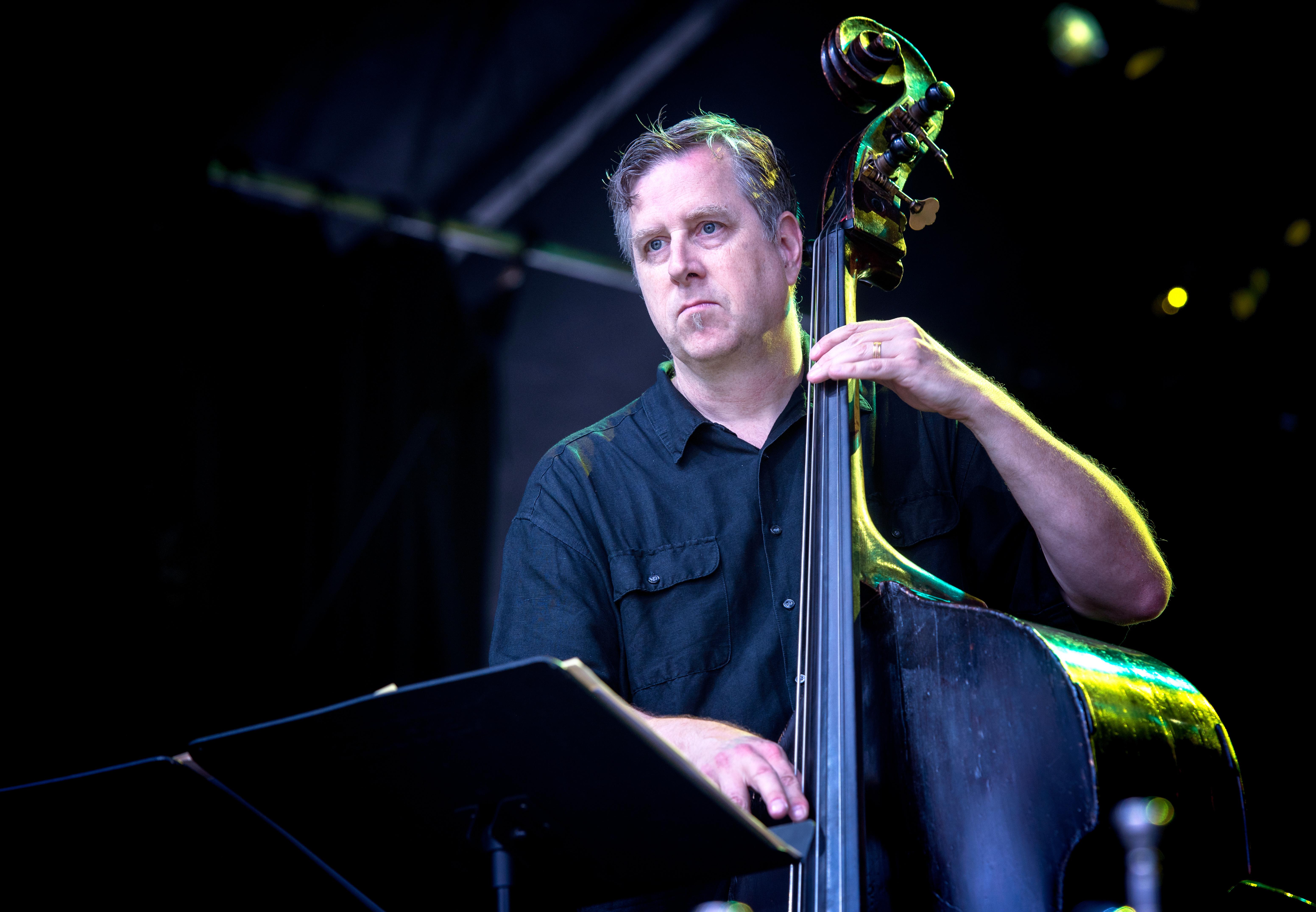 Alec Walkington With The Joe Sullivan Big Band At The Montreal International Jazz Festival 2018