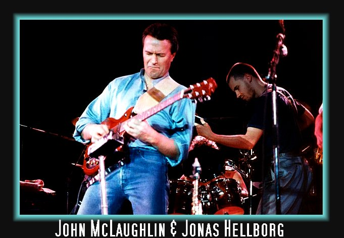 John McLaughlin & Jonas Hellborg