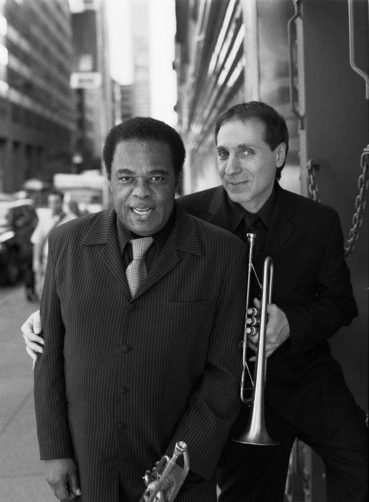 Freddie Hubbard And David Weiss