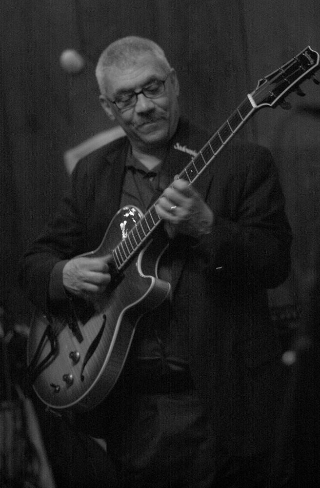 Jimmy Bruno @ Chris' Jazz Cafe Phila. Pa