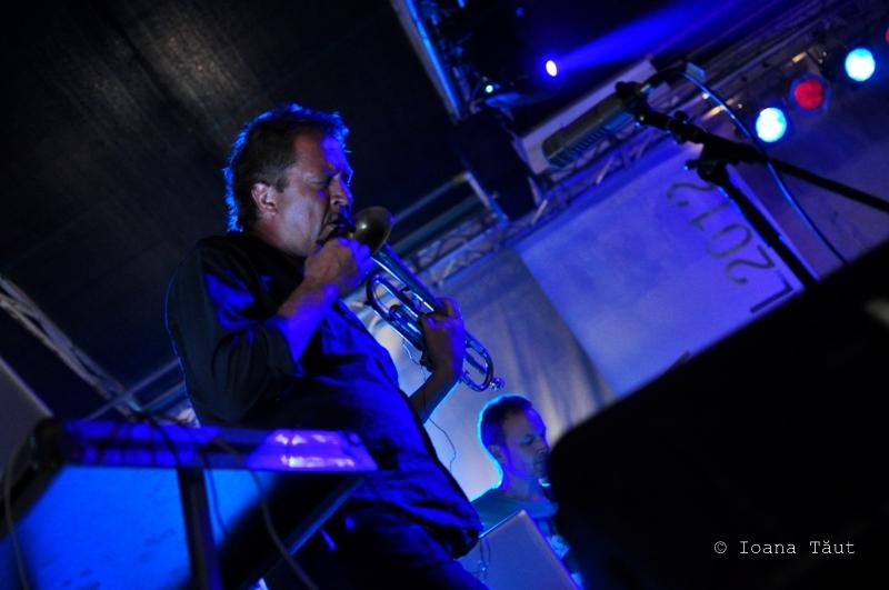 Brink Man Ship Feat. Nils Petter Molvaer @ Garana Jazz Festival 2012, Romania