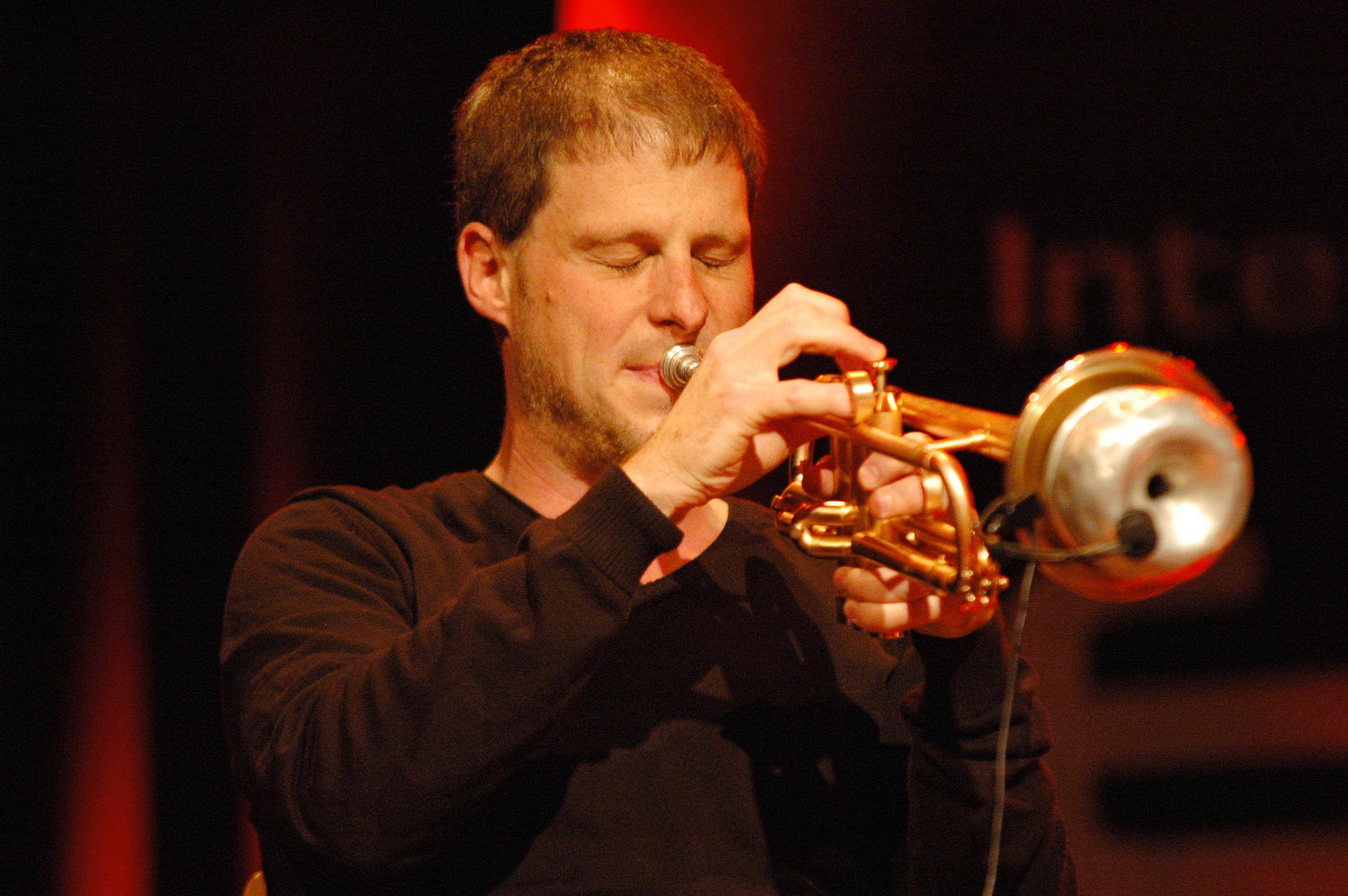 Thomas Siffling at Enjoy Jazz 2011