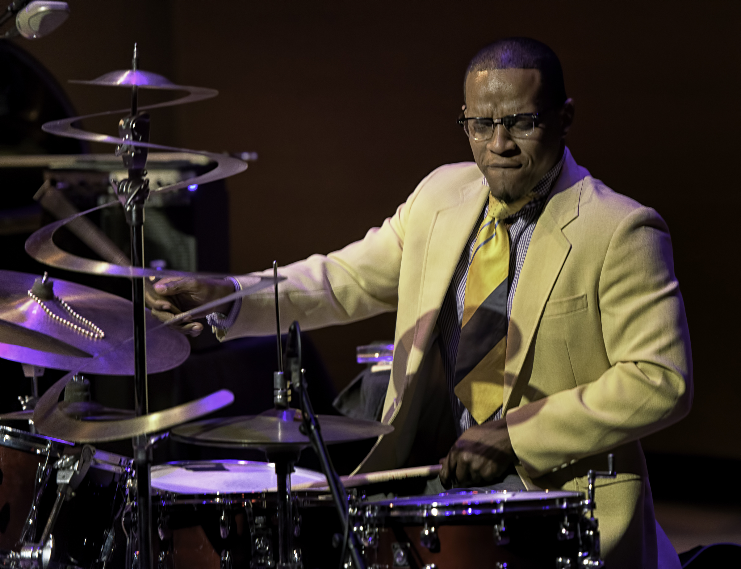 Quincy Phillips With The Roy Hargrove Quintet At The Musical Instrument Museum (mim) In Phoenix