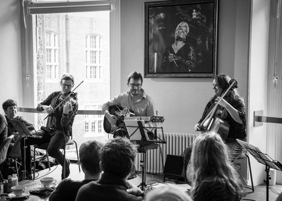 Balagan Cafe Band