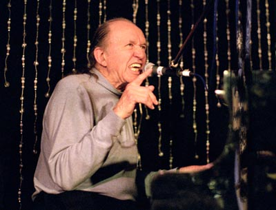 Bob Dorough 1424228 Live! On the Park, London. Images of Jazz