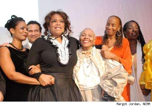 Oprah Winfrey and Friends of Susan Taylor