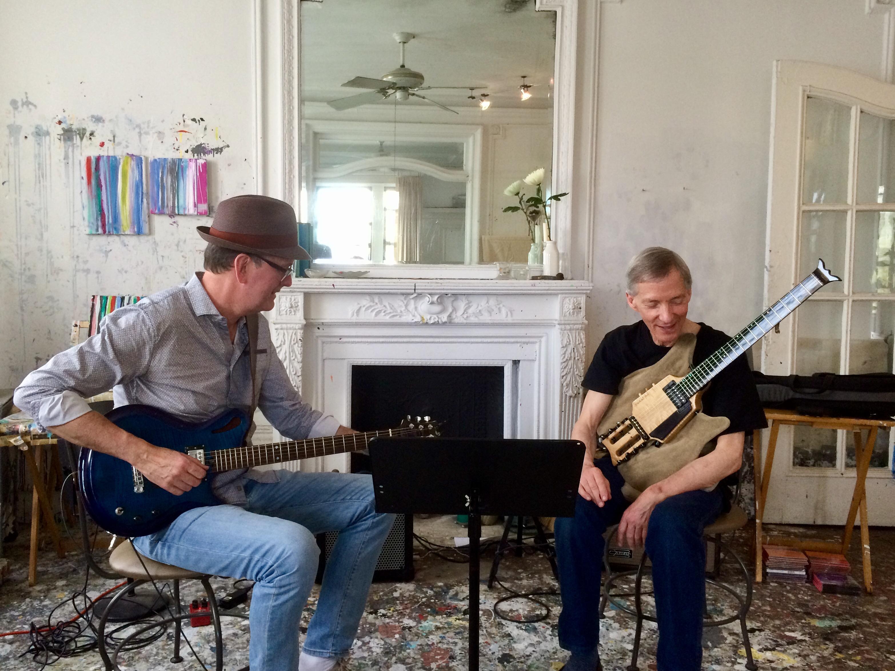 Jardemark & Stowell Guitar Duo