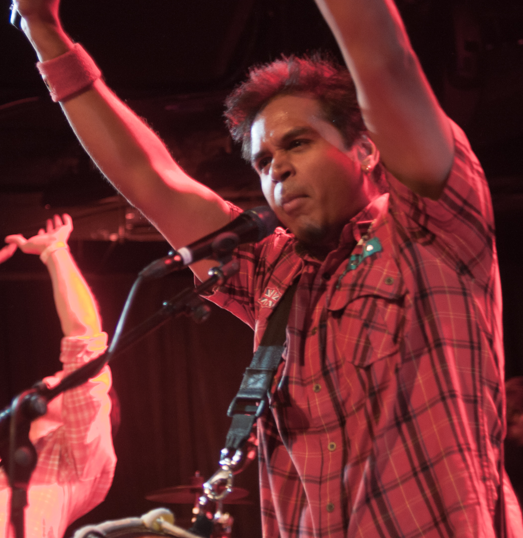 Sunny Jain with Red Baraat at Winter Jazzfest 2012