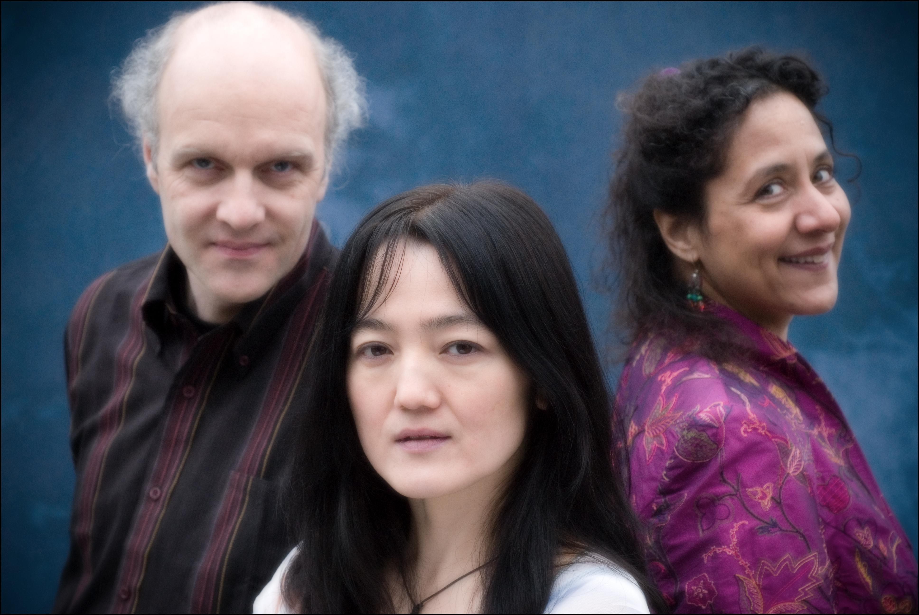 Makiko Hirabayashi Trio by Nicola Fasano
