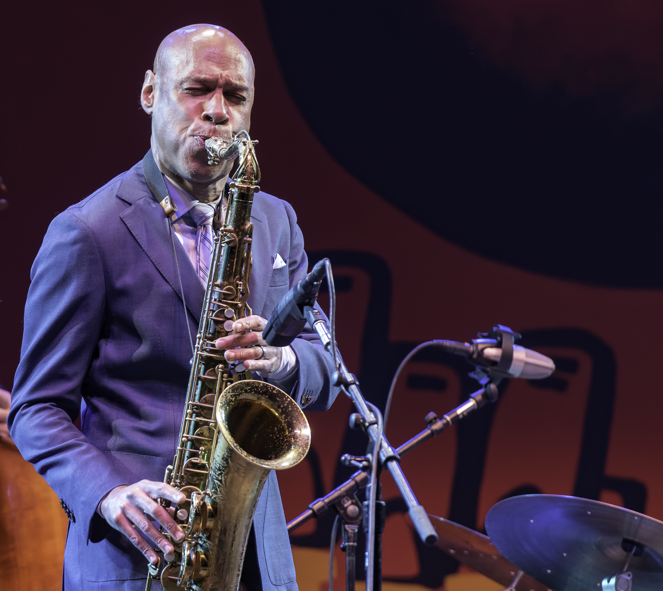 Joshua Redman with A Tribute to Sonny Rollins at the Monterey Jazz Festival