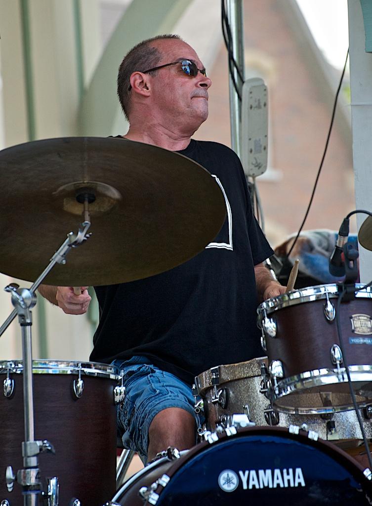 Barry romberg - markham jazz festival