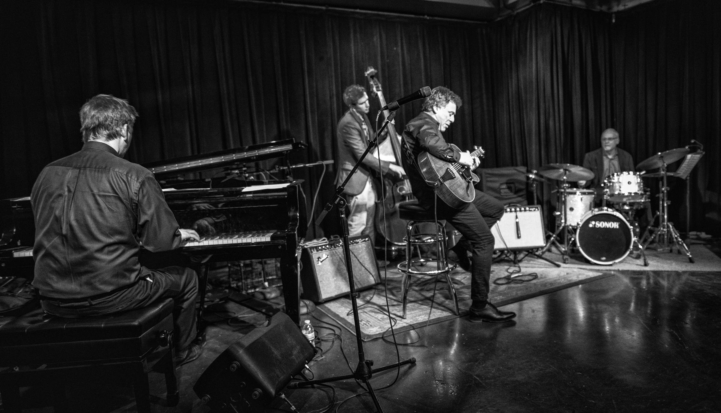 Michael Kocour, Peter Bernstein, Ben Hedquist And Dom Moio At The Nash, Phoenix