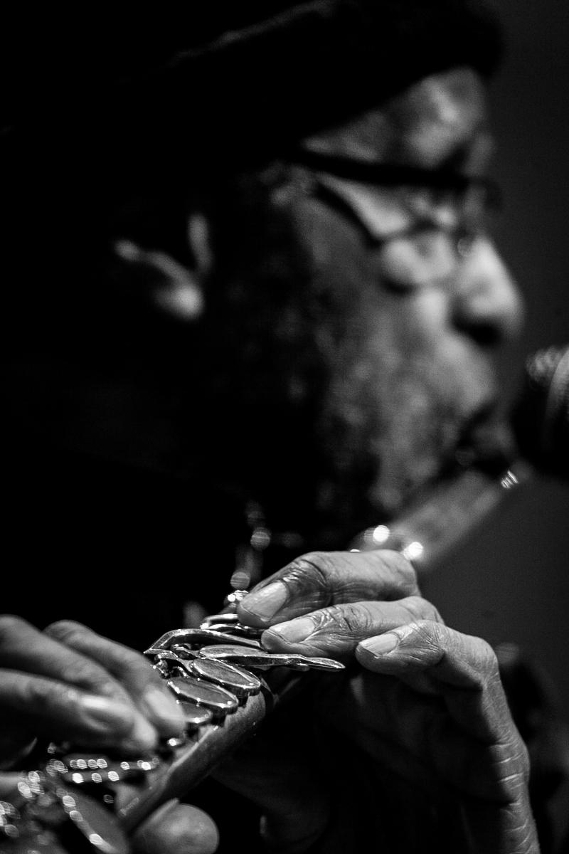Bennie Maupin - Alba winter jazz festival