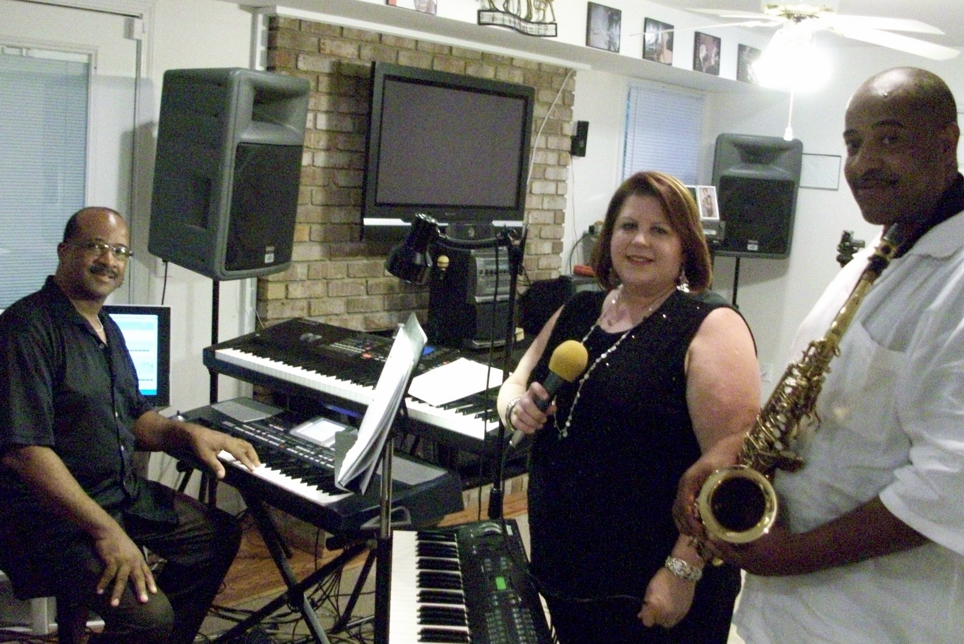 Grena Bower and Musician Members