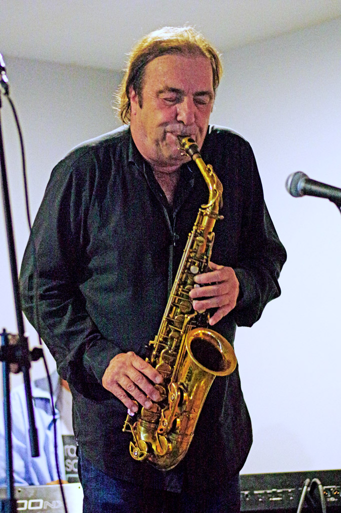 Greg Abate Quartet