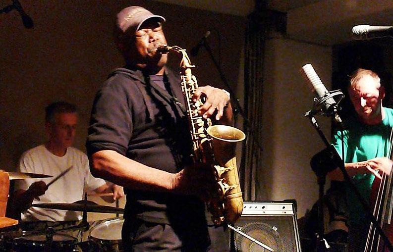 Joe McPhee and Decoy: Cafe Oto, London, October 29, 2011