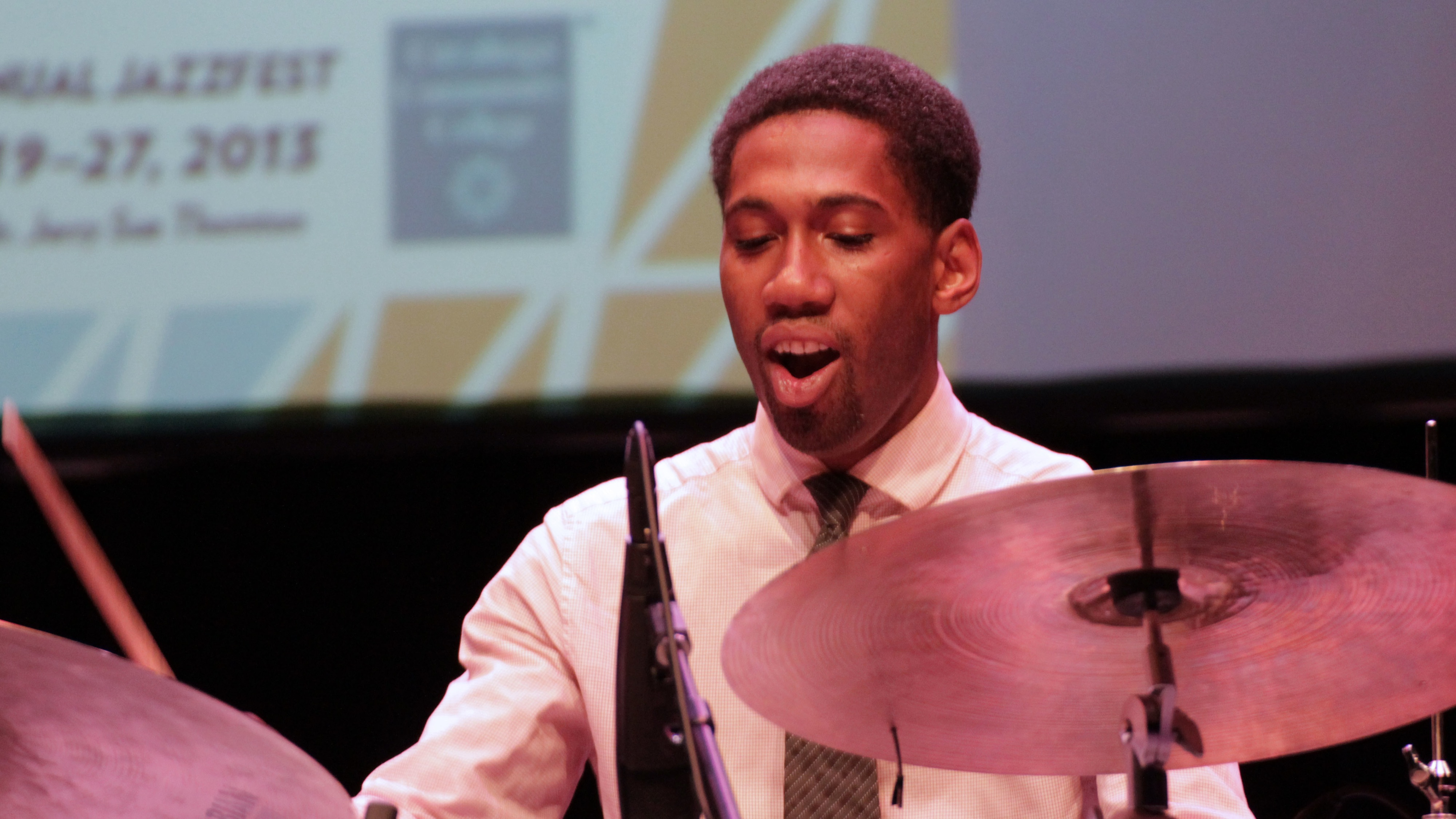 Lawrence leathers at tri-c jazzfest cleveland 2013