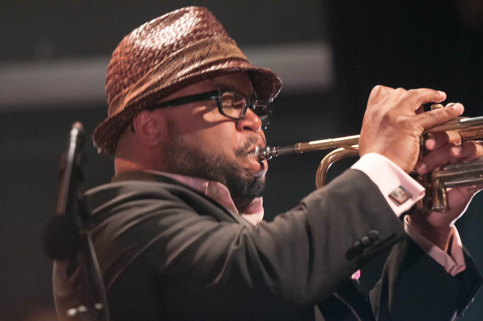 Nicholas Payton with Ninety Miles at the Montreal International Jazz Festival 2012