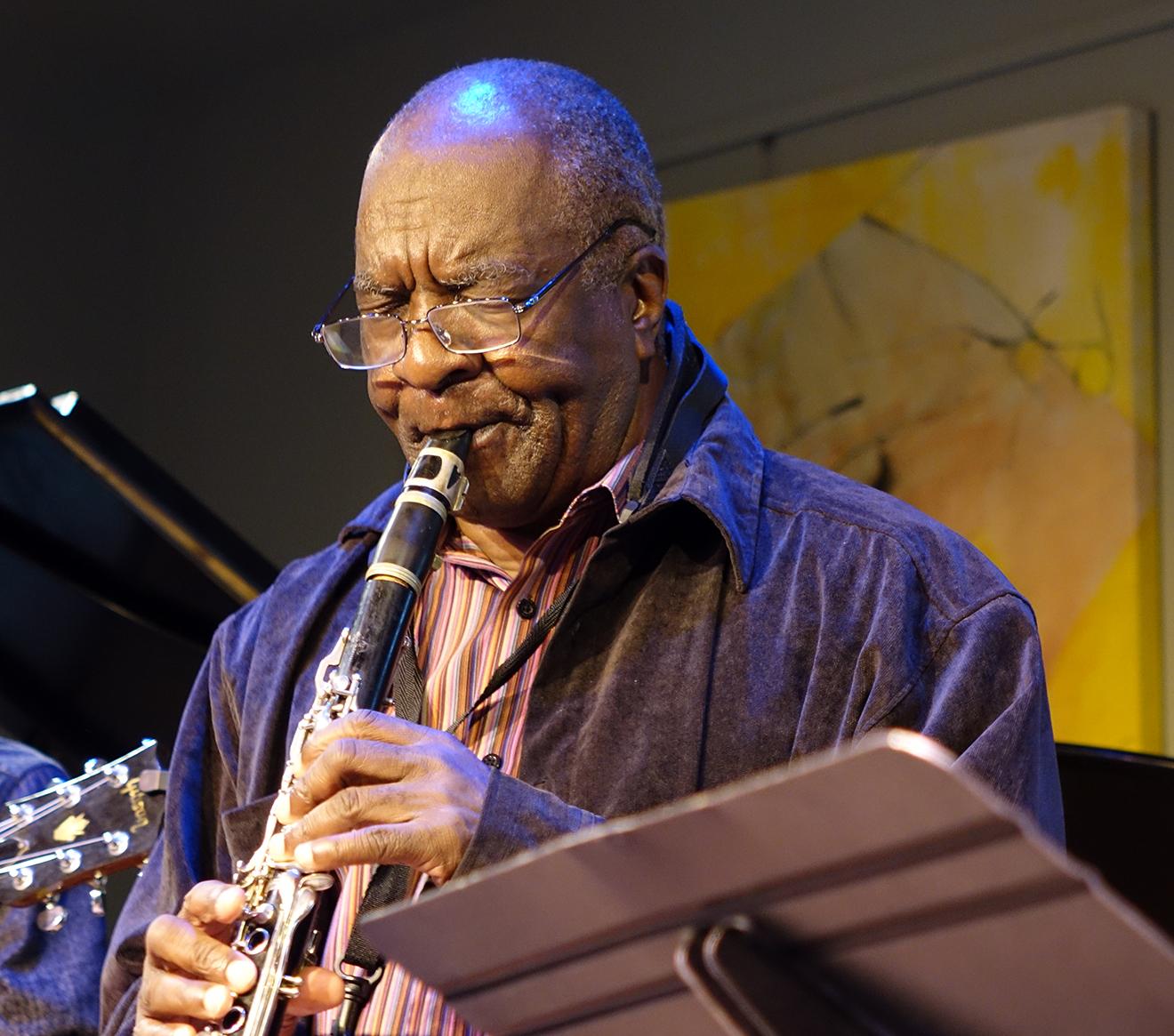 Wendell Harrison at Edgefest 2015