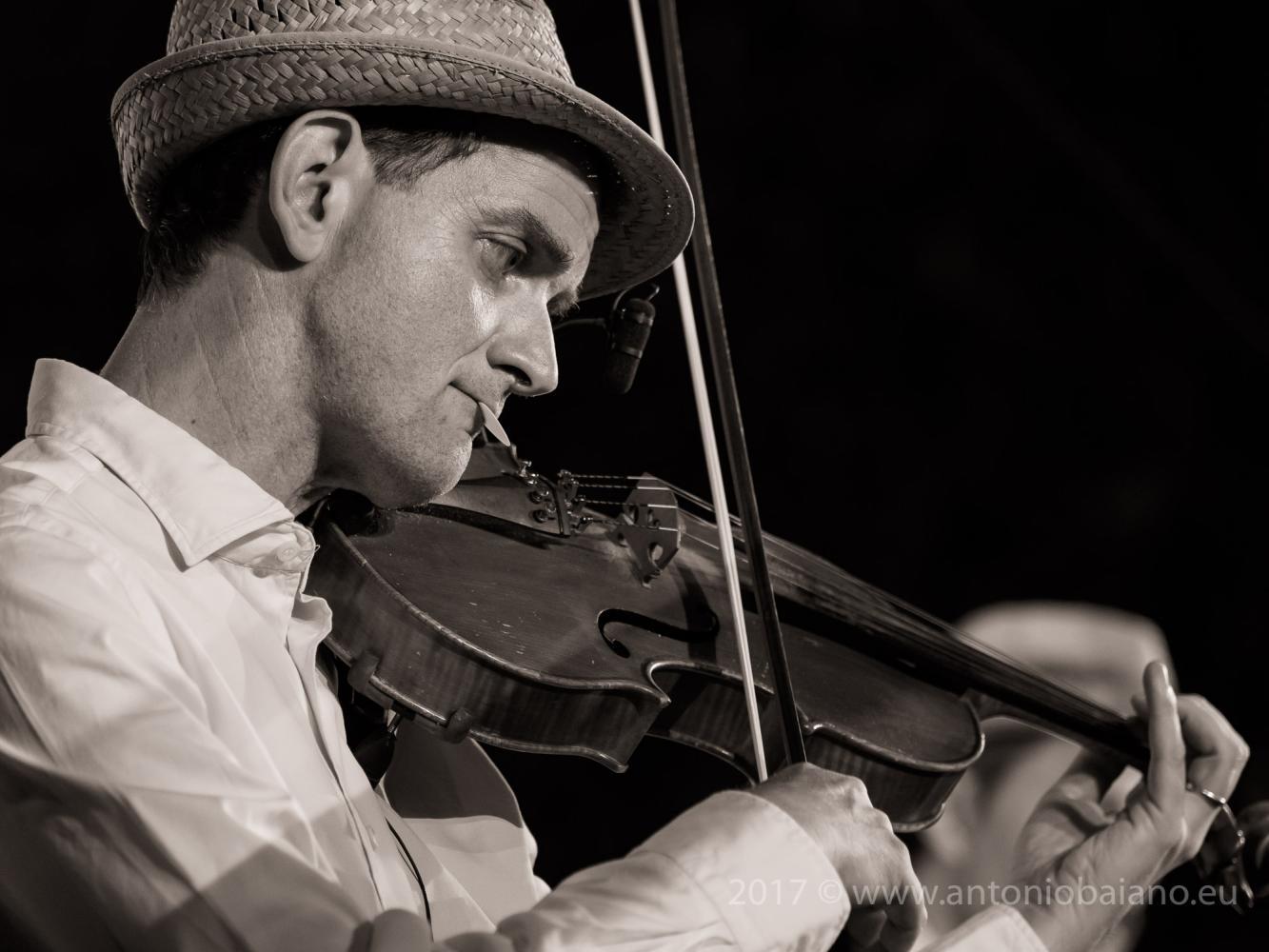 """Paolo Botti - Mauro Ottolini Sousaphonix - """"Bix Factor"""""""