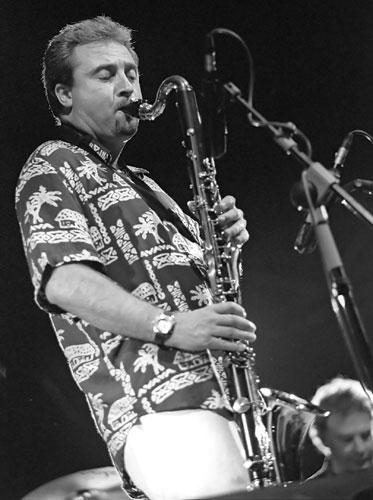 Tim Garland / Getxo 2004