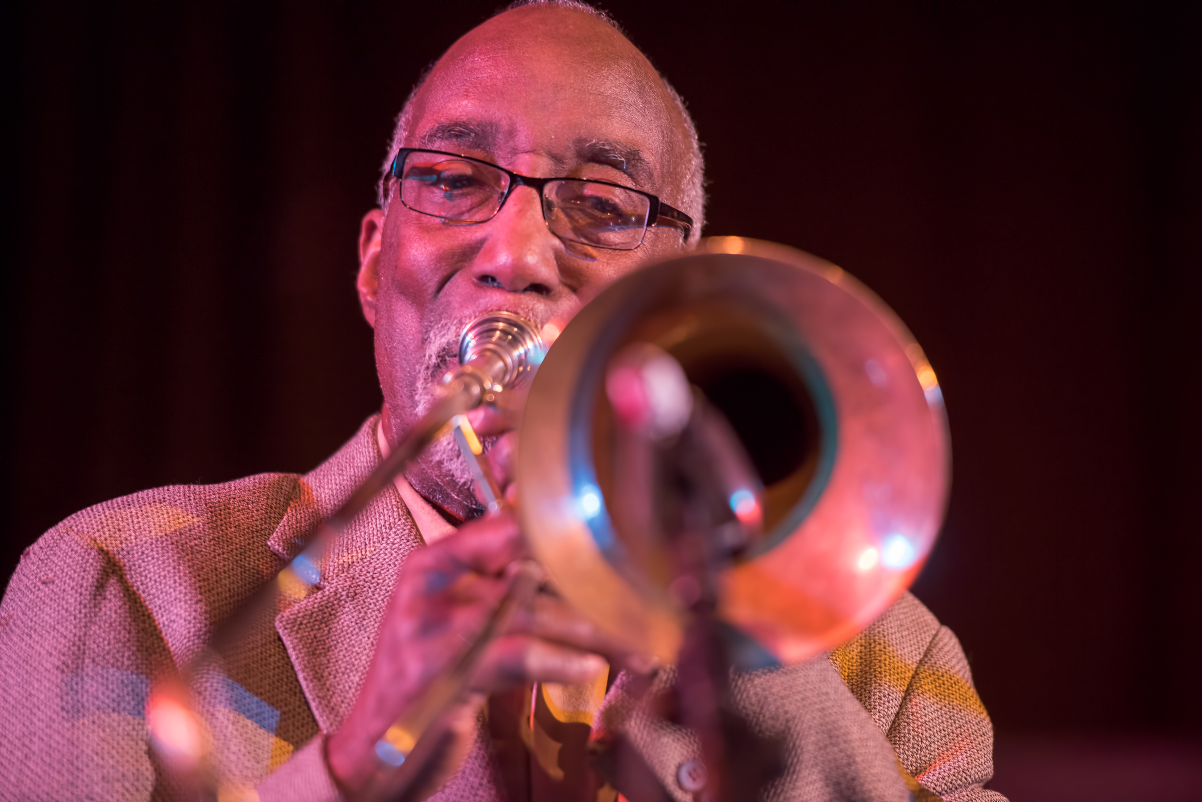 Curtis Fowlkes with Strange and Beautiful: the Music of John Lurie and the Lounge Lizards at the Nyc Winter Jazzfest 2015