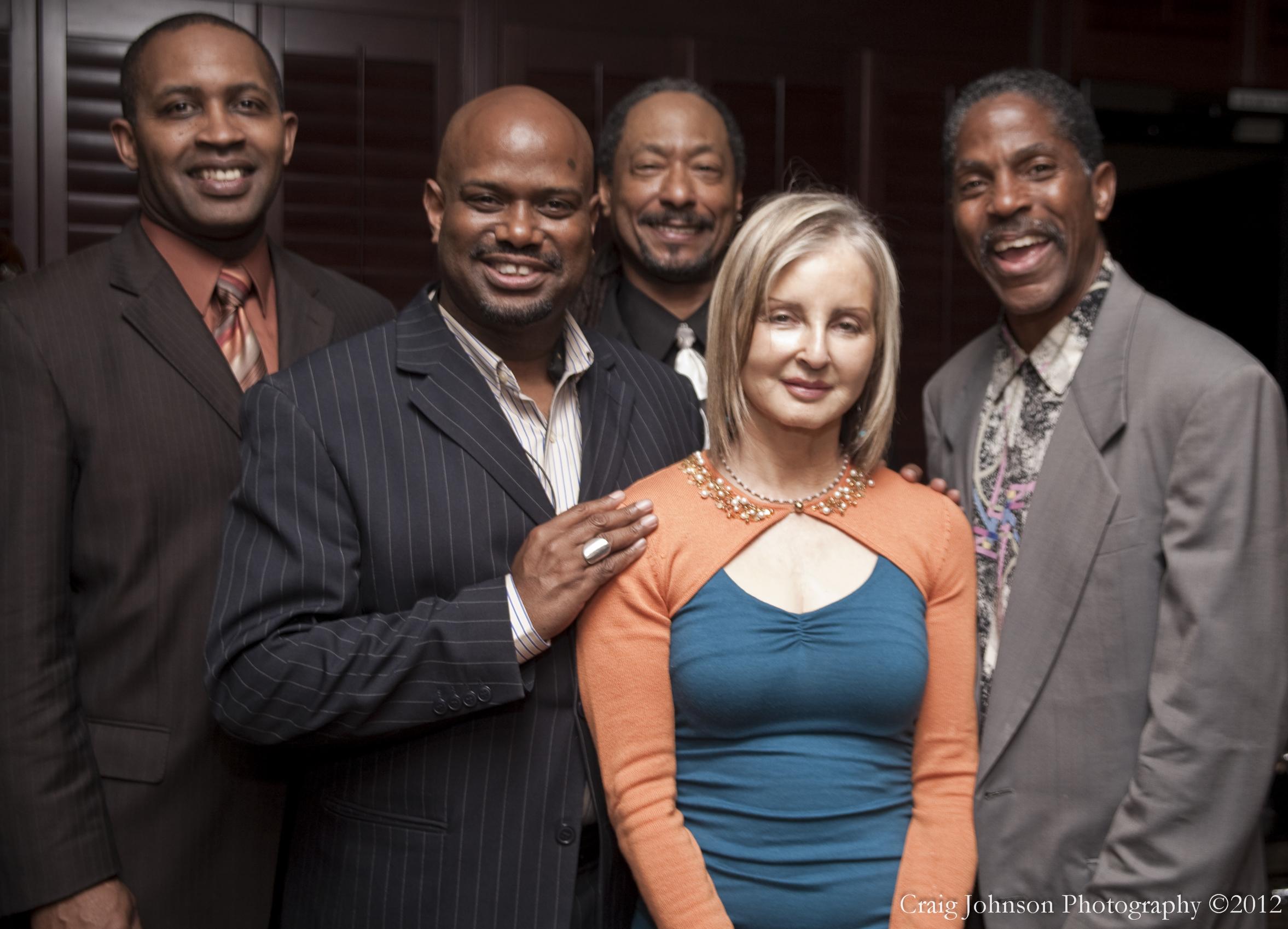 Dale Fielder Tribute Quintet 2011