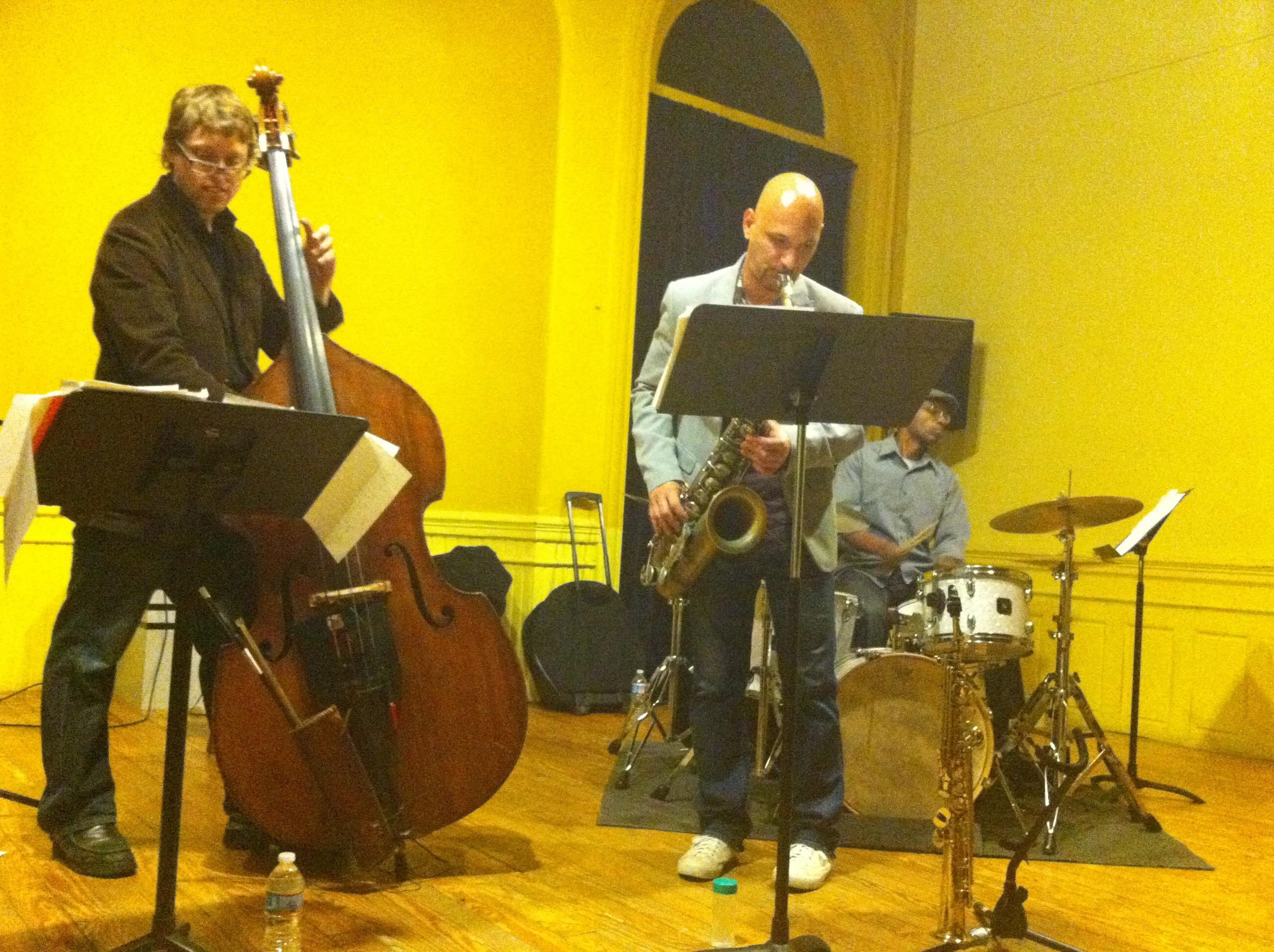 Josh Ginsburg: An Die Musik, Baltimore, January 14, 2012