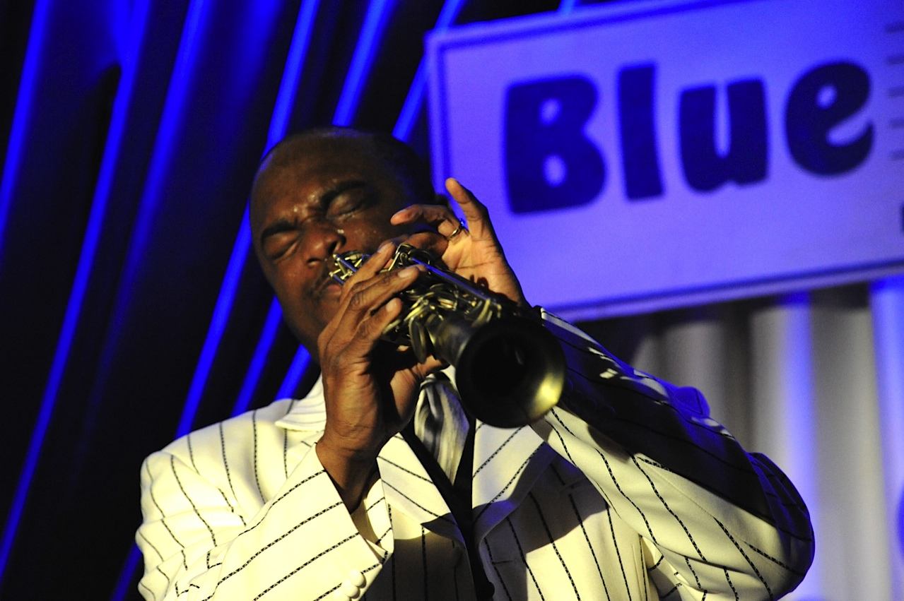 James Carter at the Blue Note #1
