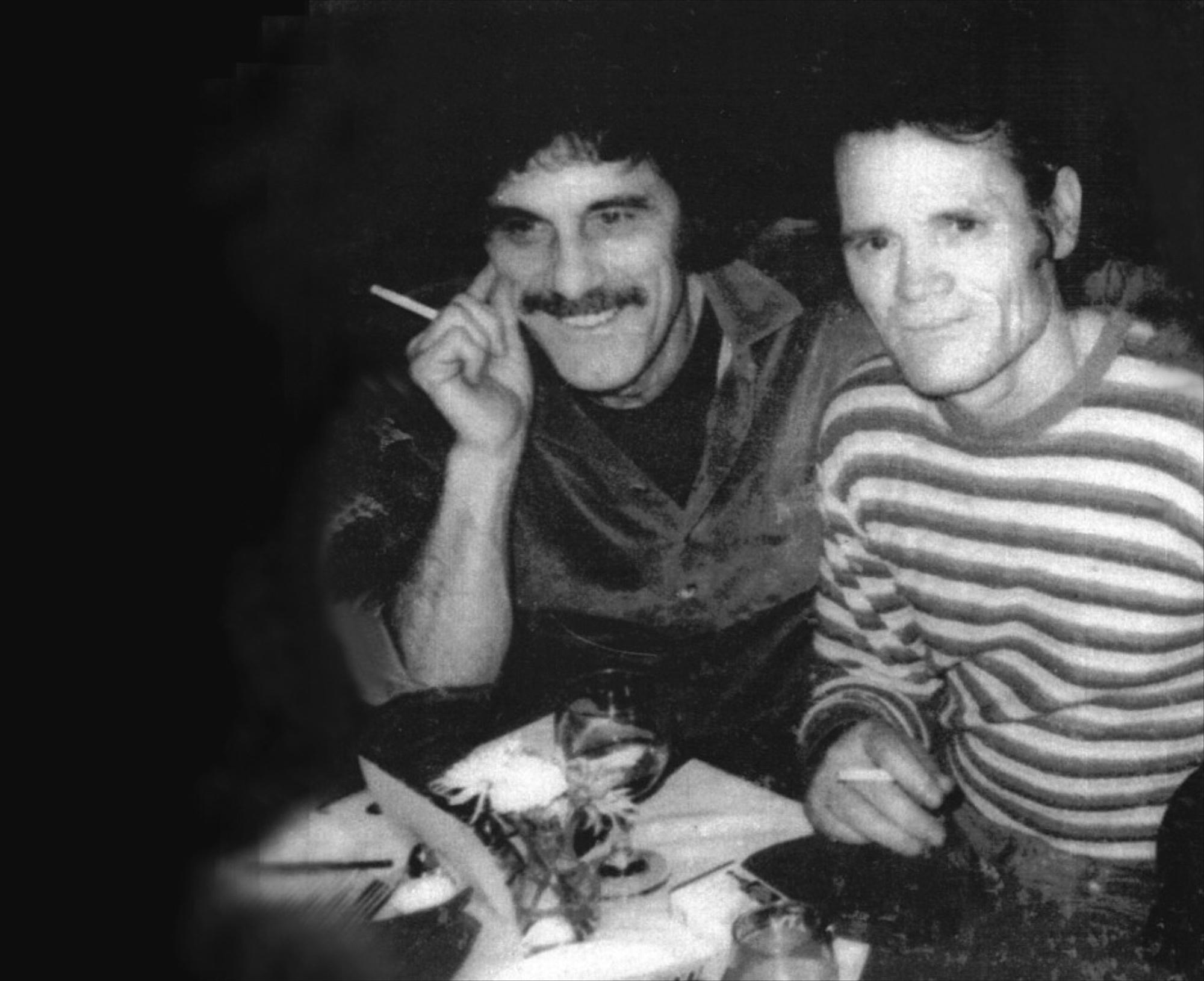 Artt Frank And Chet Baker